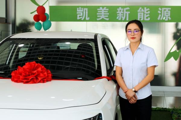 宜昌凯美新能源汽车有限公司