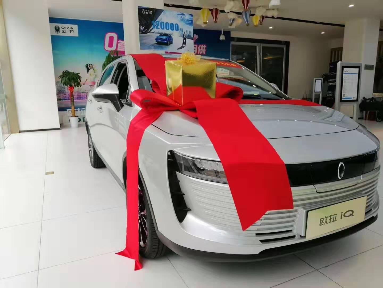 新能源汽车销售价格