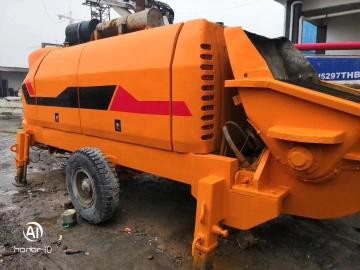 中联重科8018195RSU柴油拖泵出租出售