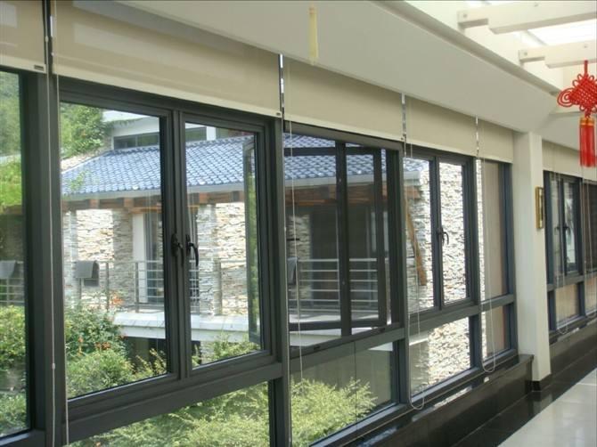 成都玻璃门窗生产