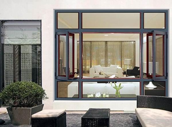 新房装修铝合金门窗选什么颜色比较好看呢?