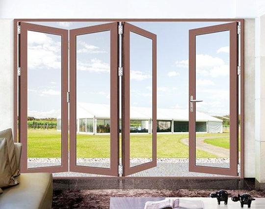 安装成都玻璃门窗之后出现的缝隙应该怎么处理?
