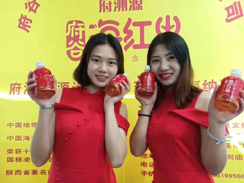 陕西府谷海红果果汁