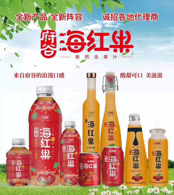 陕西府谷海红果果汁价格