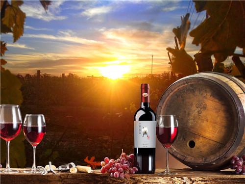 玉默系列干红葡萄酒
