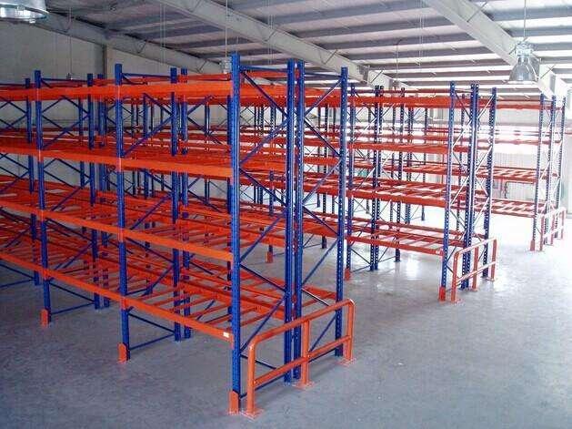 重型仓储货架设计
