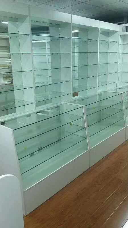 包头药品玻璃展柜