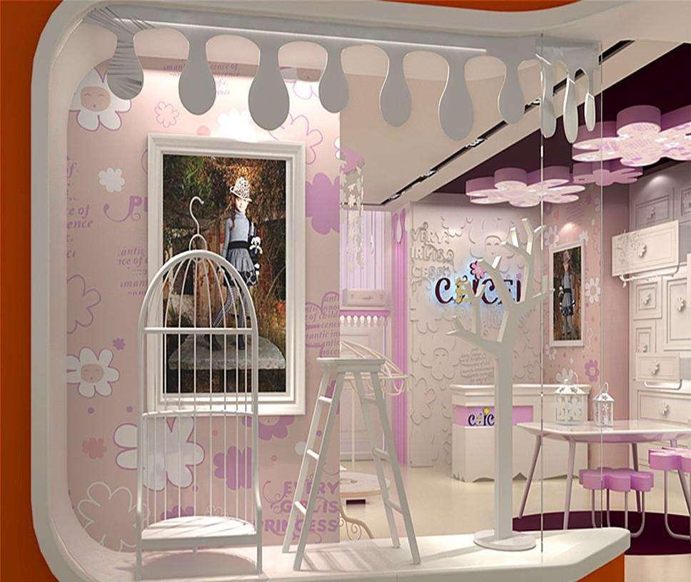 内蒙古妇婴店架