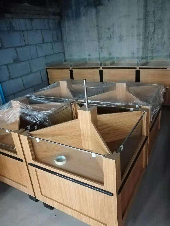 内蒙古米面货架