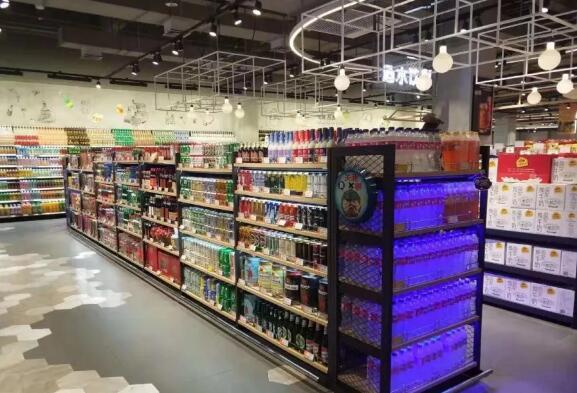 包头超市货架陈列技巧