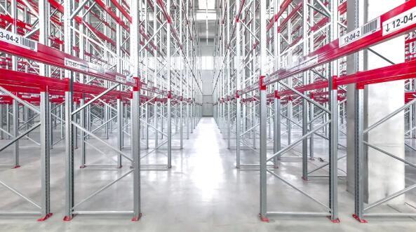 仓储货架图展示