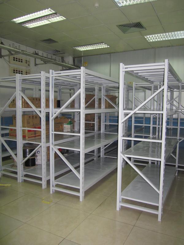 按货架安装方式分类你知道有哪些方式吗?