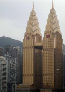 重慶雙子塔