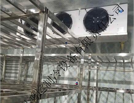 四川冷风机维修案例展示