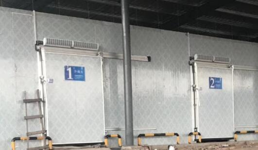四川小型冷库设计
