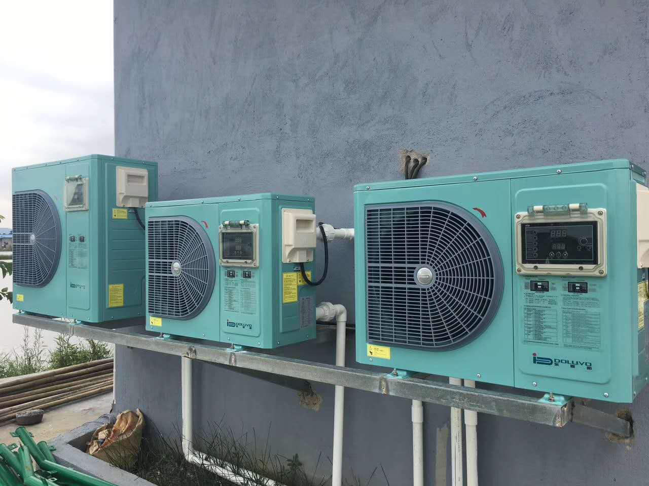成都海养殖冷水机