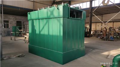 AOD治炼炉滤筒除尘器