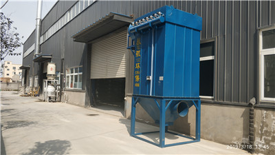 生物质锅炉布袋除尘器厂家