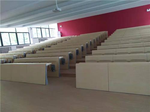 河南階梯教室座椅安裝展示