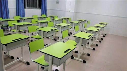 河南課桌椅銷售廠家安裝效果展示