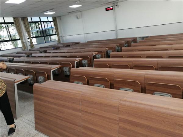 河南中醫學院多媒體座椅?案例