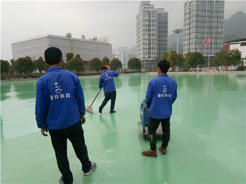 河南塑胶跑道