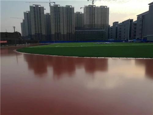 河南塑胶跑道厂家