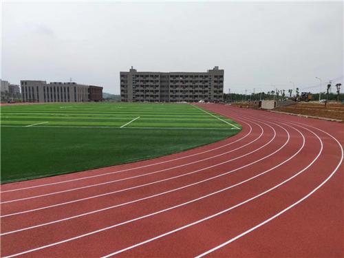 塑胶跑道-江苏大学