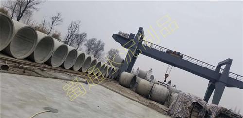 四川水泥管蜀通公司生产设备