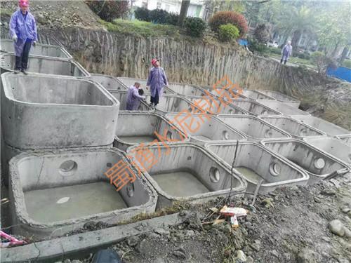预制蓄水池
