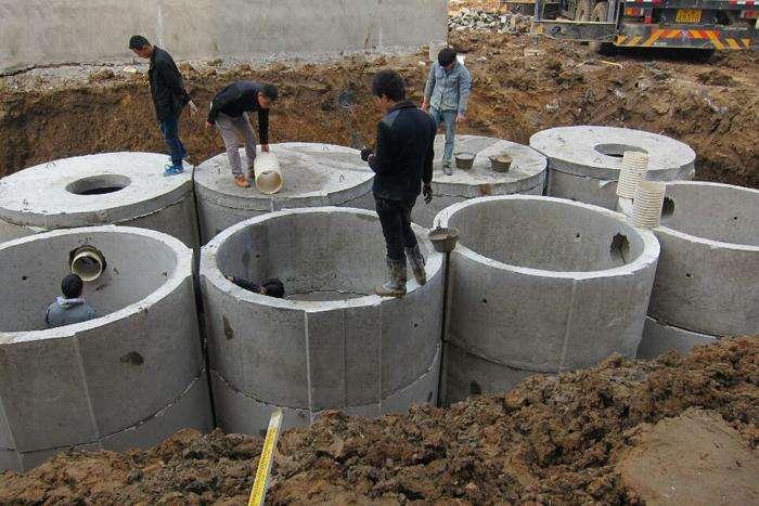 成都预制水泥化粪池