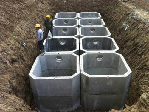 四川预制化粪池有哪些特点?