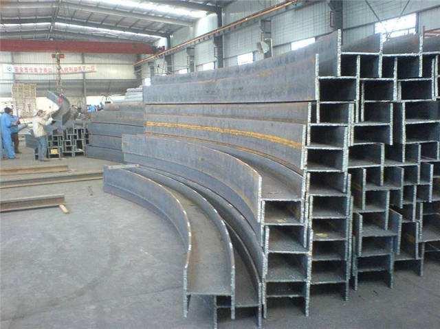 成都工字钢一般选用什么电焊焊接方法开展联接