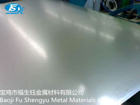 陕西钛板材定制