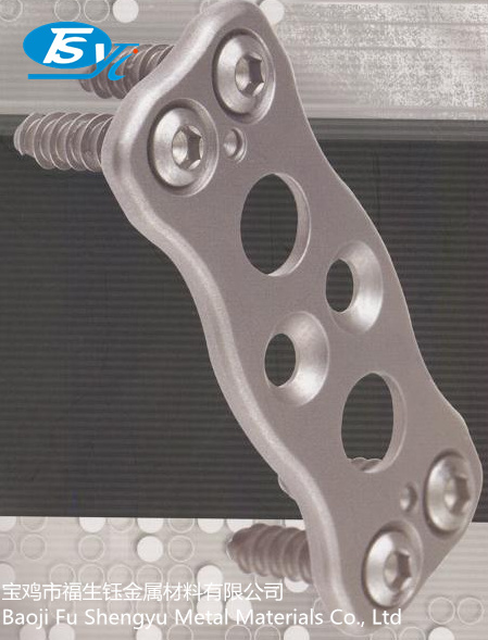 钛非标准件