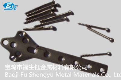 钛非标准件生产
