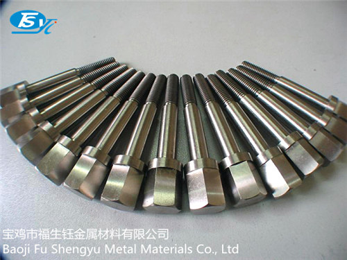 钛及钛合金标准件