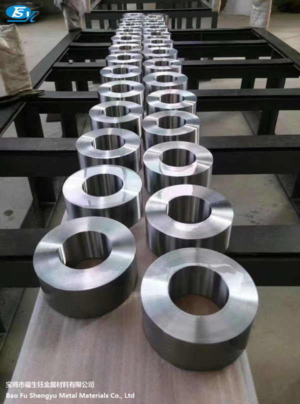 陕西钛环生产厂家