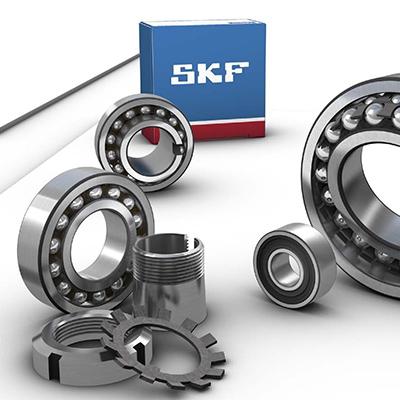 SKF自動調心軸承