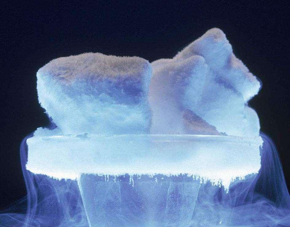 成都干冰制作