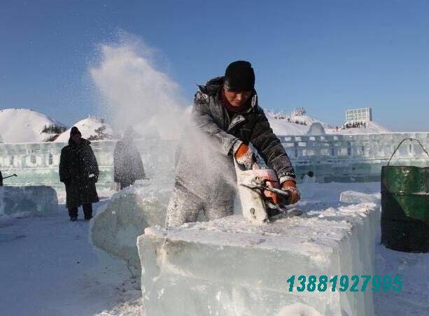 大型户外冰雕厂家