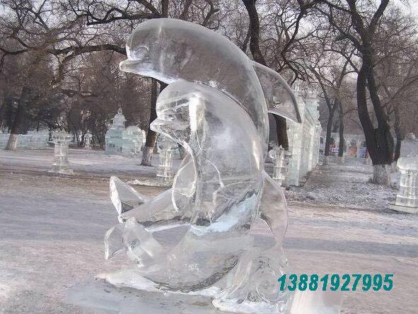 大型户外冰雕