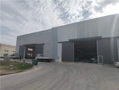钢化玻璃生产基地