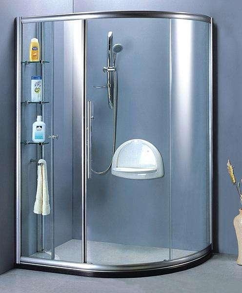 淋浴房玻璃安装的优点和日常维护要点小编在这里整理好了