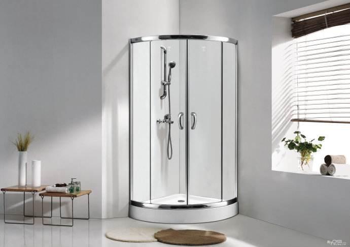 陕西淋浴房玻璃安装