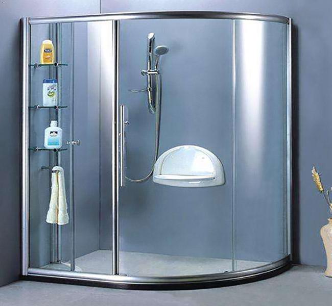 陕西淋浴房玻璃的养护5要素