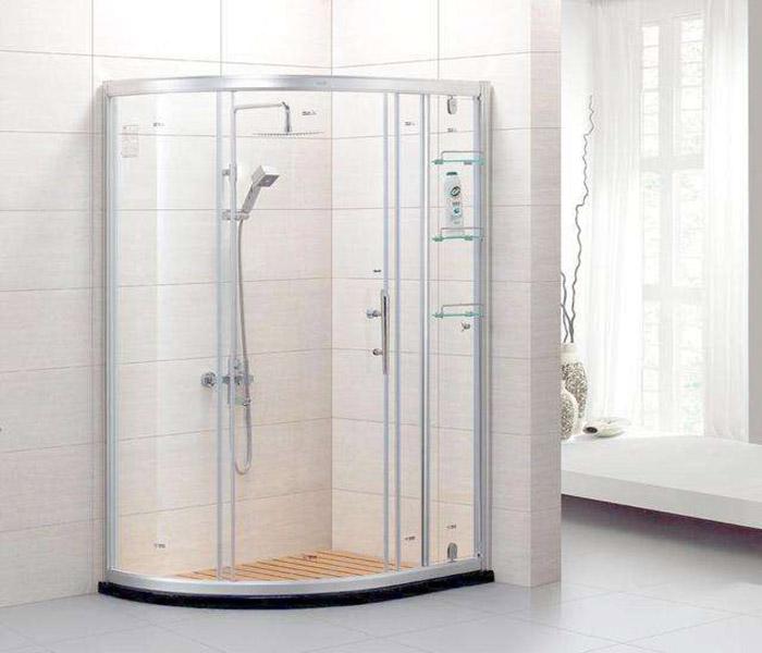淋浴房玻璃该如何去选购