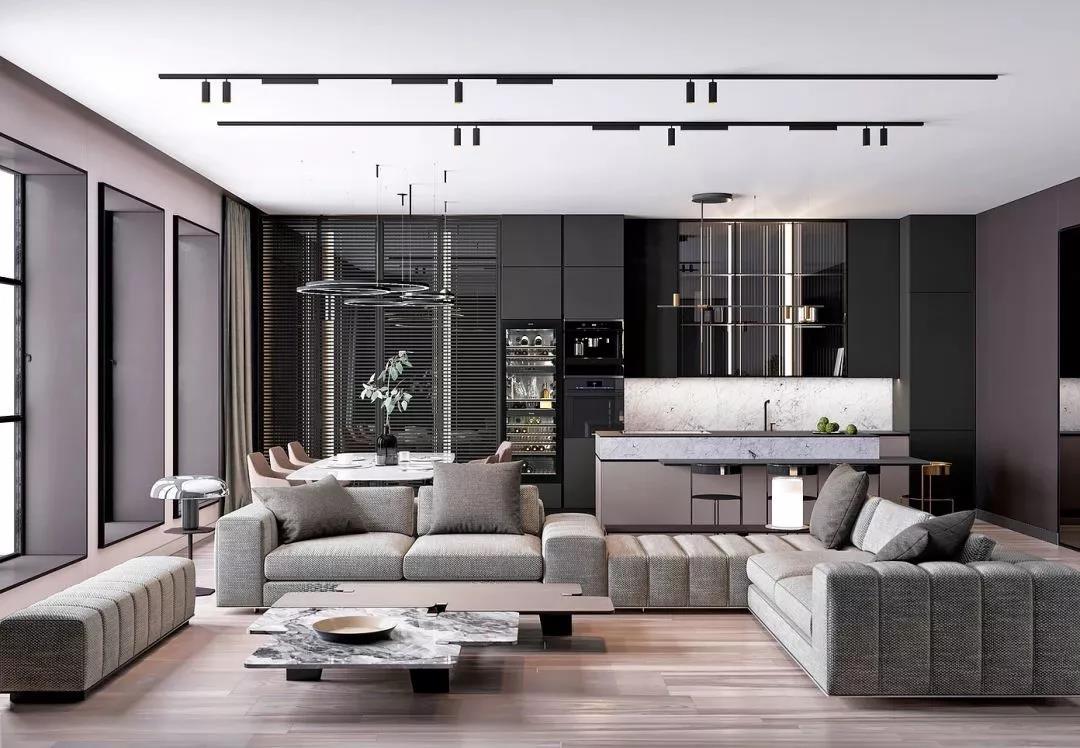 高级室内设计师 杨文强