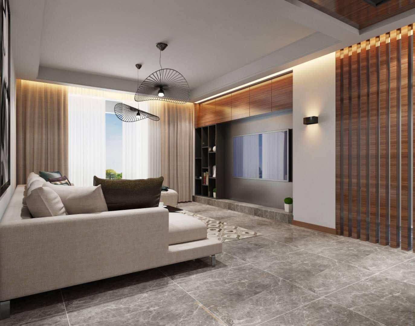 曲江金水湾3居室项目概览