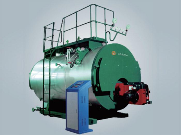 低氮蒸汽锅炉